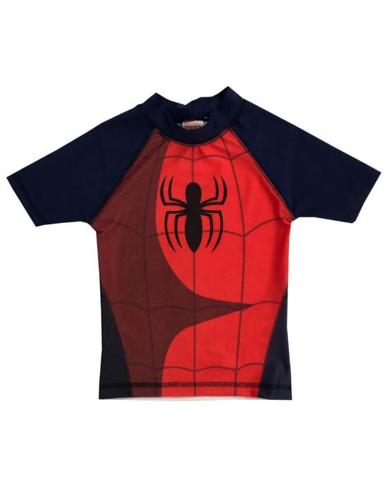 remera uv spider araña