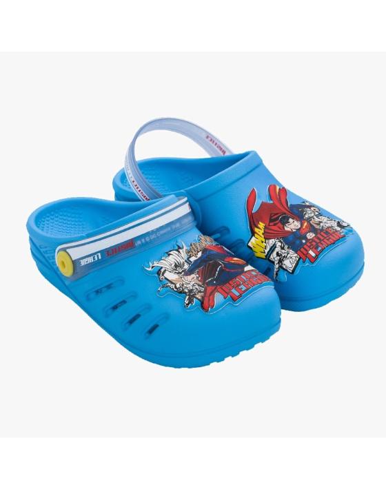crocs celeste superman