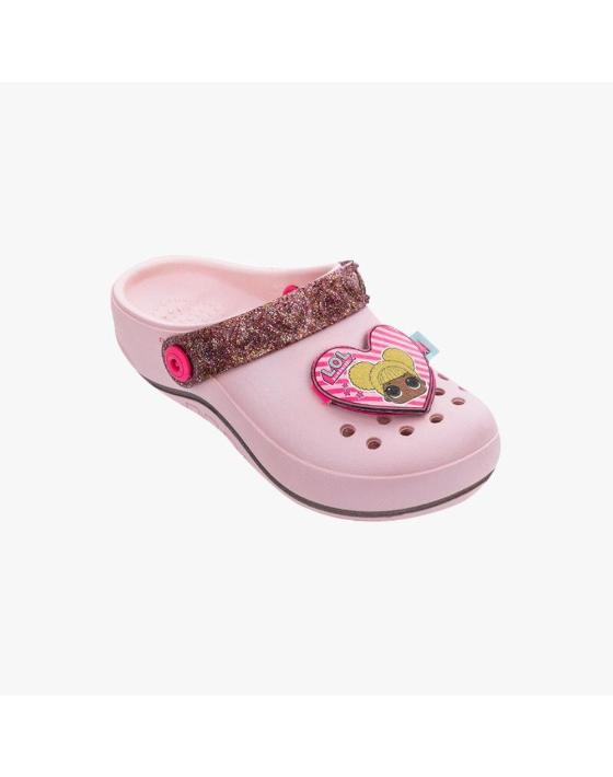 crocs lol rosa