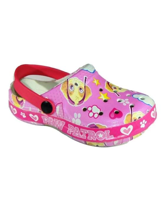 crocs paw rosa