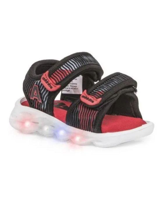 sandalia add luz roja