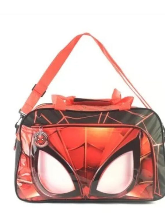 bolso grande spiderman