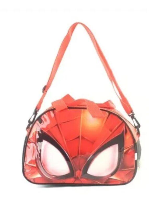 bolso chico spiderman