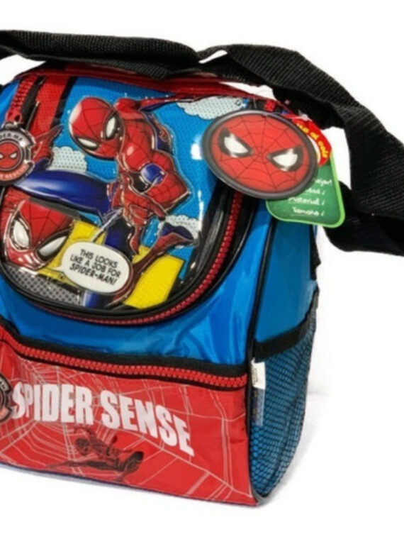 lunchera spiderman