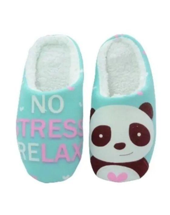 pantufla panda nuevas