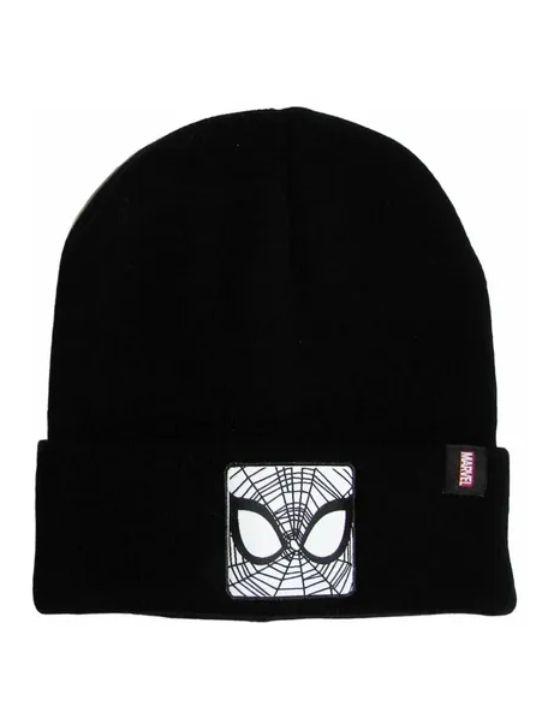 gorro spider negro