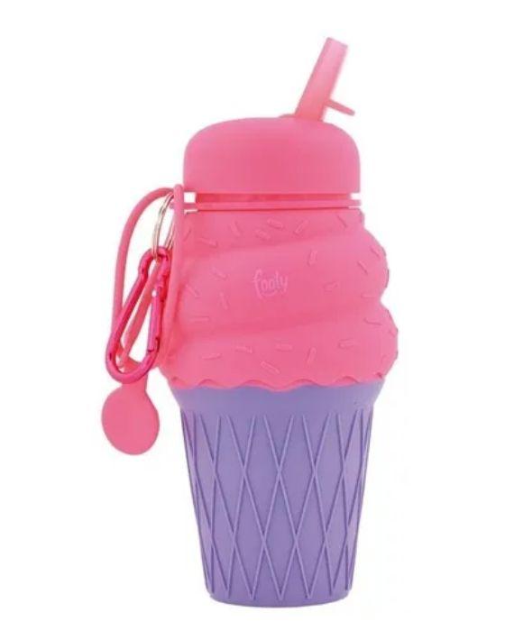 helado fucsia