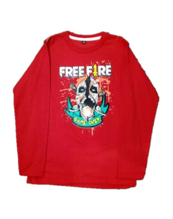 free rojo
