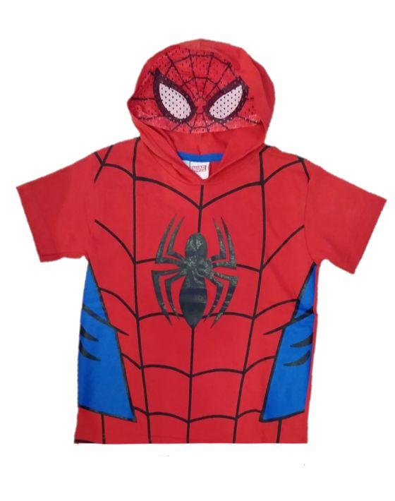 spider con capucha